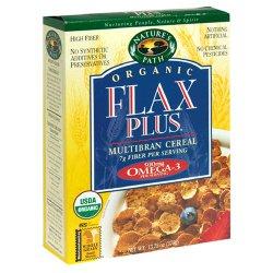 Bran! Flax! Cardboard!