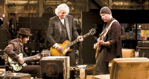 It Might Get Loud with Jimmy Page, Jack White and The Edge
