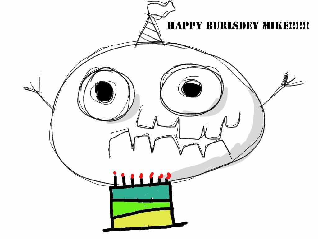 happy burlsdey