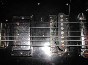 humbucker pickup bass pickup