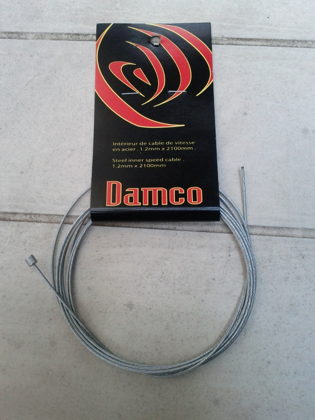 damco bike gear cable
