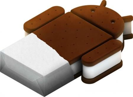Android Ice Cream Sandwich: the tastiest of all logos