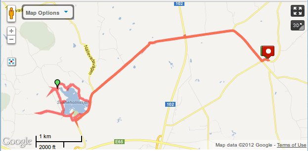 MapMyRun Road Cycling