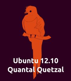 Quantal Quetzal Ubuntu 12.10