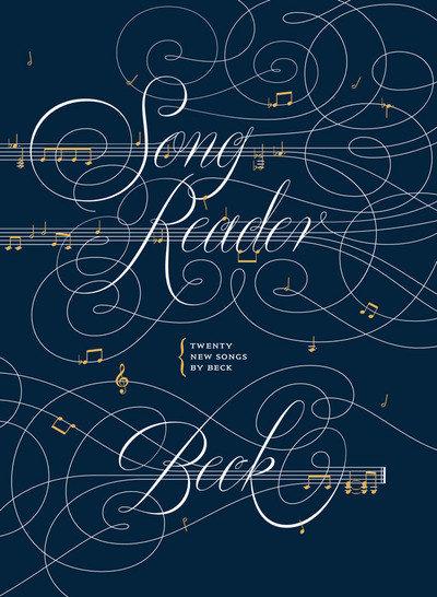 beck hansens song reader sheet music