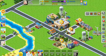 megapolis city screenshot