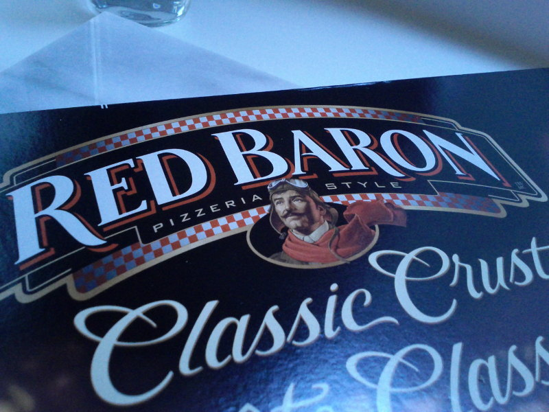 red baron pizza classic crust