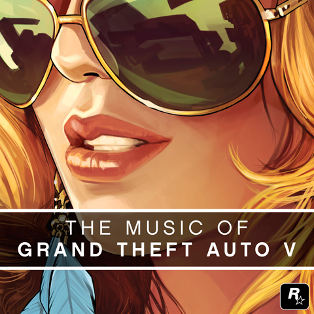 The Music of Grand Theft Auto V cover