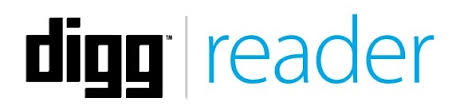 digg reader logo